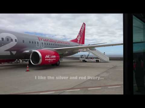 Jet2 Trip Report - Glasgow to Tenerife - BRAND NEW B737-800 - G-JZHV