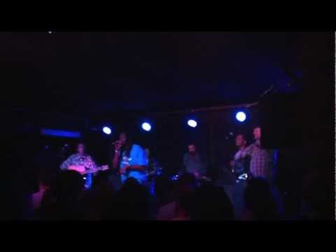 Gangstagrass  Long Hard Times To Come  @ Mercury Lounge, NYC, 110312