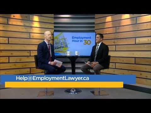 Employment Law Show: S3E16 – What is a Wrongful Dismissal?