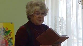 """Лариса Травникова """"Не вечен в этой жизни пир..."""" - читает автор"""