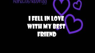 Best Friend - Jason Chen (Lyrics)