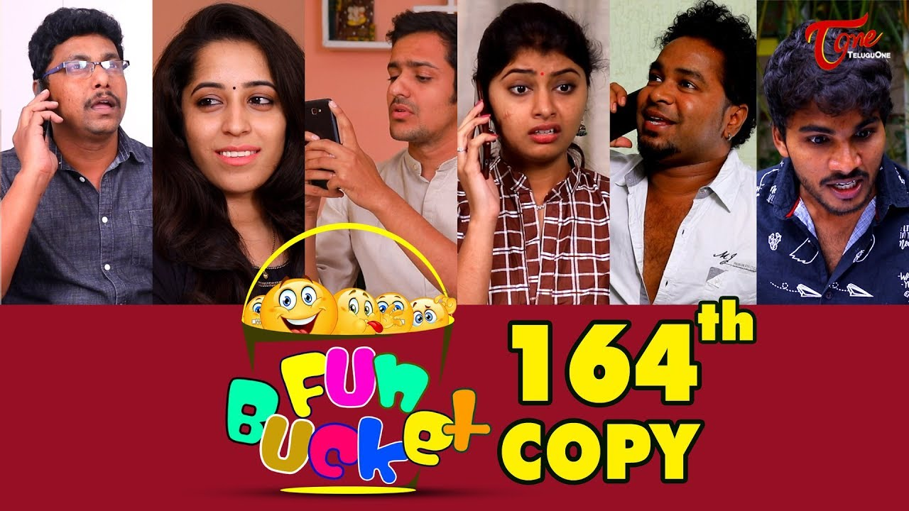 fun-bucket-164th-episode-funny-videos-telugu-comedy-web-series-by-sai-teja-teluguone