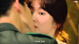 Video Descendants of the Sun - EP 4 | Song Joong Ki's Creative Way to Drink Wine download MP3, 3GP, MP4, WEBM, AVI, FLV April 2018