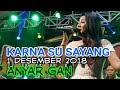 Karna Su Sayang - New Pallapa Live Kunjorowesi Ngoro Mojokerto 1 Desember 2018