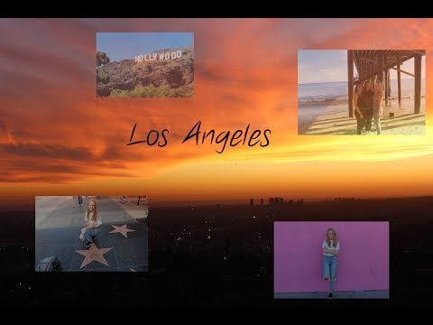 Au Pair USA || impressions | Los Angeles | Santa Monica, Venice, Beverly Hills, Hollywood