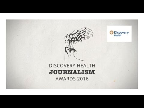 Discovery Health Journalism Awards 2015 | Judges highlights