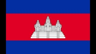 The National Anthem of Cambodia with English and Indonesian Translation