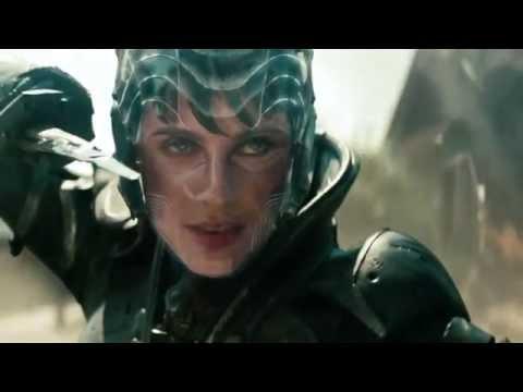 Superman vs Faora El hombre de acero ( pelea completa ,HD )
