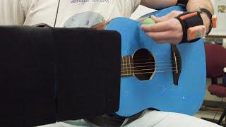 LSU Rehabilitating Stroke Patients Through Adaptive Guitar thumbnail