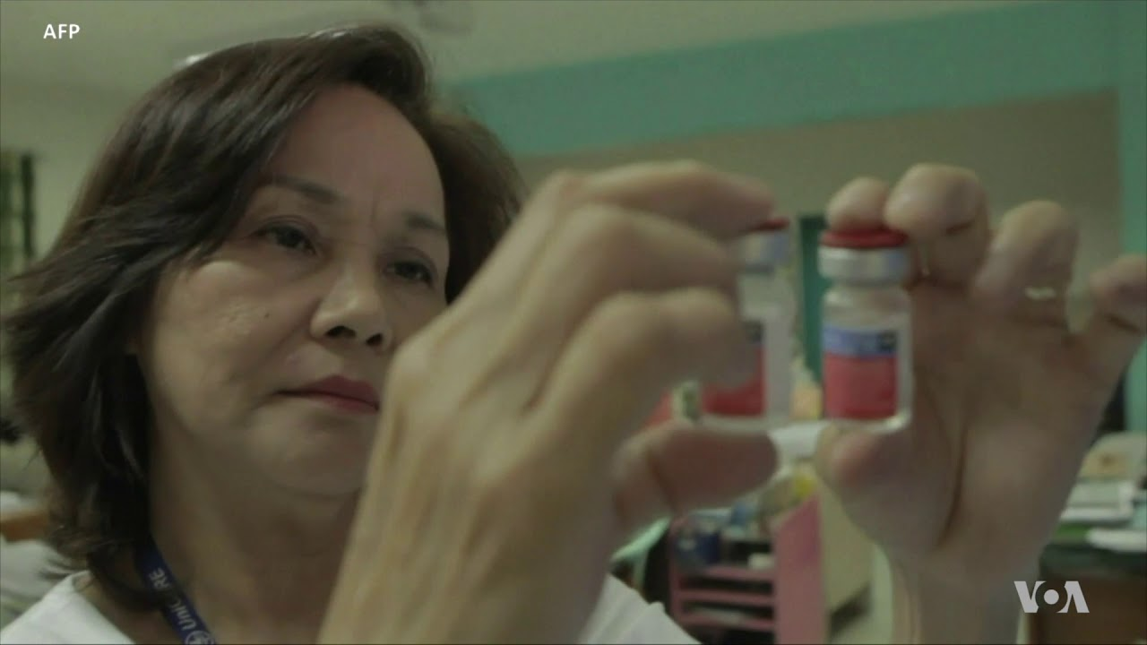 Public Trust in Vaccines Plummets After Philippines Dengue Crisis