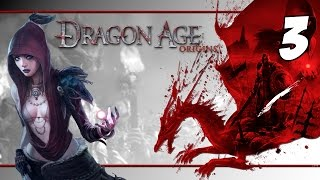 Dragon Age: Origins #3 - The Taint - Gameplay Walkthrough PC Ultra 1080p