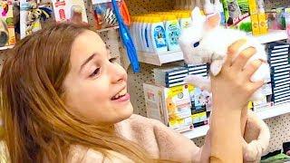 Artık Benim Bir Tavşanım Var. Dualarım Kabul Oldu. Ecrin Su Çoban