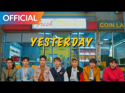 Thumbnail: 블락비 (Block B) - YESTERDAY MV