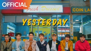 ??? (Block B) - YESTERDAY MV MP3
