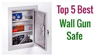 Top 5 Best Wall Gun Safe 2020