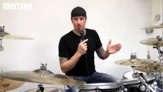 Nickelback's Daniel Adair on how to put together a drum solo