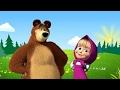 Маша и Медведь Спи моя радость усни Серия 62 Новая серия mp3