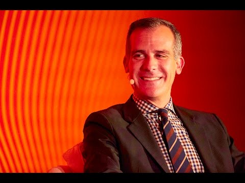 Future of Los Angeles with Mayor Eric Garcetti | SCALE 2017