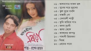 Hridoyhina Priya By PROTUNE (JUKEBOX)    Singer Shanto