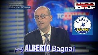 🔴 ALBERTO Bagnai: il discorso di Trump - 26/01/2018