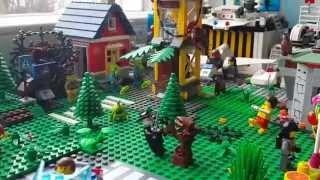обновления моего города Лего! (обзор)