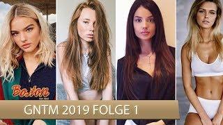 GNTM 2019: Casting der Top 50 | Folge 1