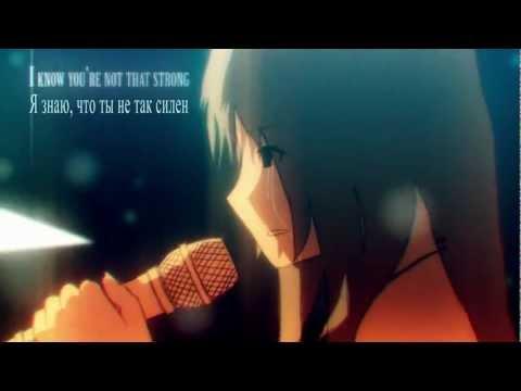 Megurine Luka 'Lie' - 'Ложь' Music Video (RUS Sub) By TOTODILE