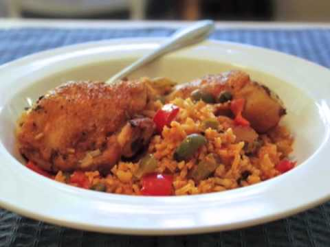 Chicken and Rice - Great Recipe for Large Groups and Holiday Parties!