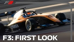 First Look at the 2020 FIA Formula 3 Championship