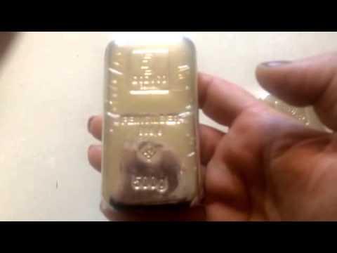 1 kg Doduco Silver Bar + 500 g / 10 oz / 250 g & 100 g