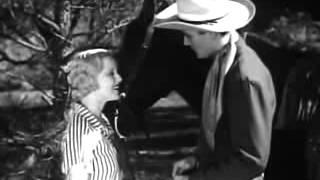 """John Wayne: """"El terror de Texas"""" (1935) Película en Español"""