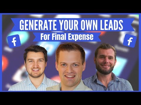Generate $3.99 to $ 6.15 Final Expense Leads In 3 Hours Or Less [Final Expense Leaders Interview]