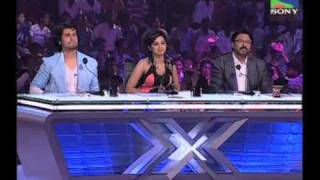 X Factor India - Taj Group touches souls with Abhi Na Jao Chhod Kar - X Factor India - Episode 2 -  30th May 2011