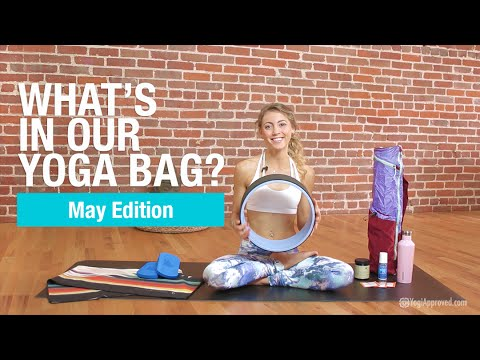What's In Our Yoga Bag - May Edition