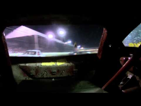 7-10-15 Jim Beasley #13 Kankakee Speedway feature rear cam