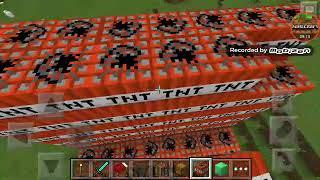 Jogando Minecraft com meu irmão Luiz série1 #