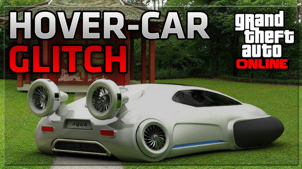 make your car hover after patch 119 gta 5 glitches youtube