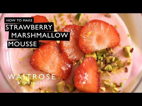 Waitrose: Three summer berry dessert recipes