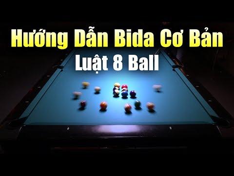 Bài 33 Luật 8 Bóng RULES OF 8 BALL