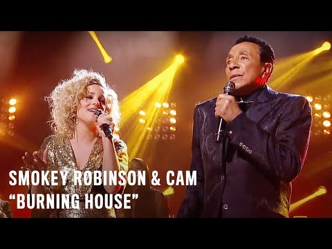 CMT Crossroads: Smokey Robinson & Cam | Burning House
