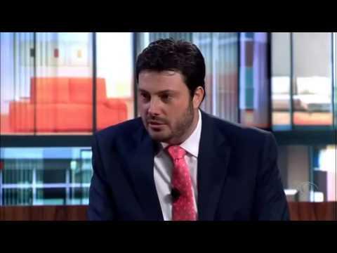 Agora è Tarde   08_03_2013   Danilo Gentili entrevista a Virgem Catarina Migliorini