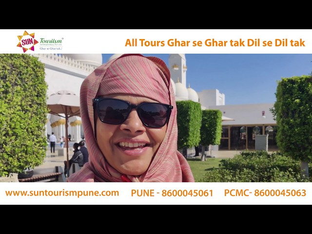 First and Best Travel Experience | Dubai Ladies Tour Packages | Sun Touriism