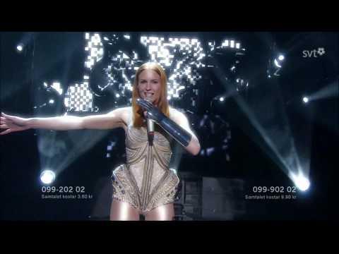 2. Jenny Silver  A Place To Stay Melodifestivalen 2010 Deltävling 1 720p HD