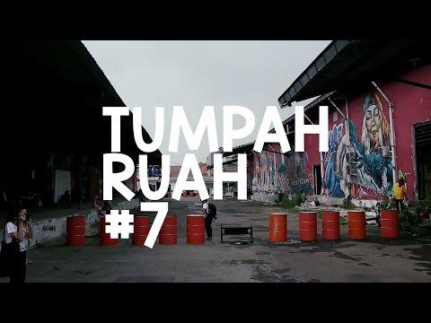 MAIN KE TUMPAH RUAH #7 GUDANG SARINAH JAKARTA | KURVLOG