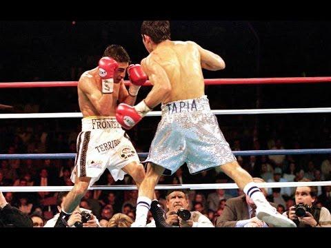 Мировой бокс. Марко Антонио Баррера - Эрик Моралес (1 бой).
