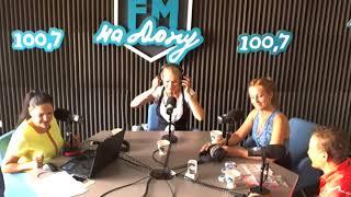 Балаган Лимитед в студии радио FM-на Дону
