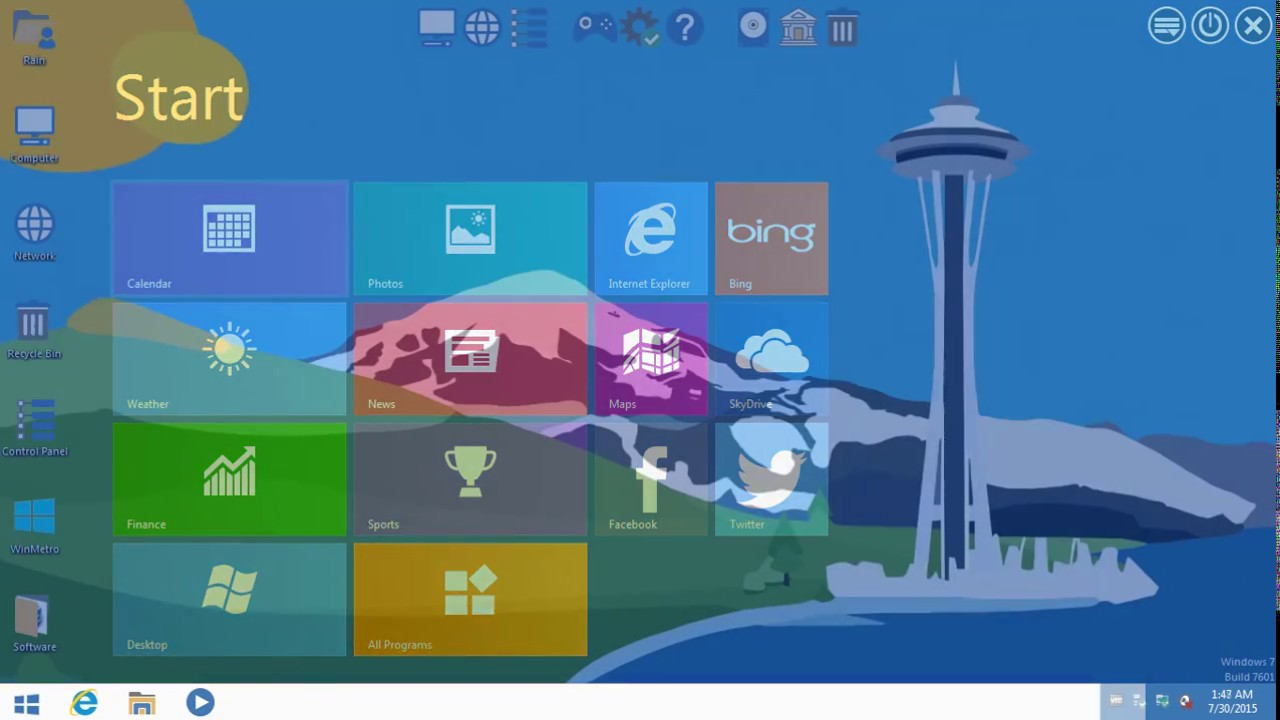 Windows 10 transformation pack 4. 0 get new os look.