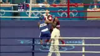 Thailand vs Dominican Republic - Boxing - Light Welterweight 64KG - Beijing 2008
