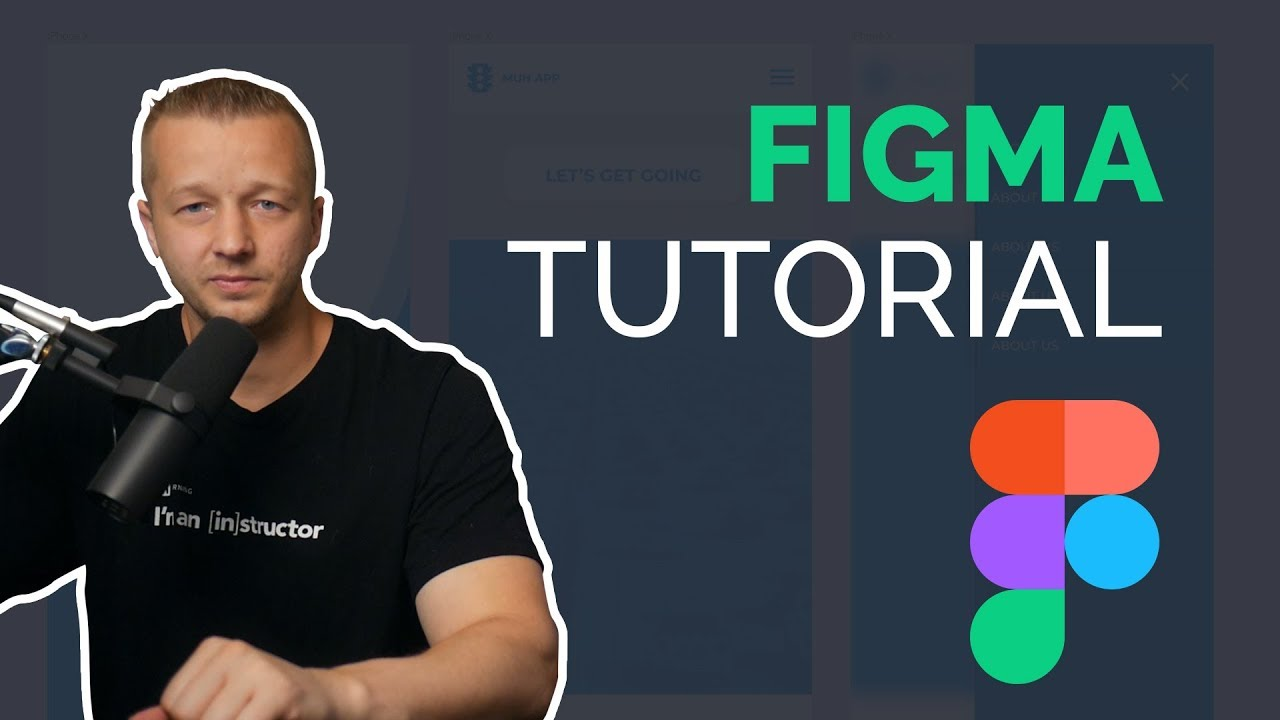 Figma Tutorial - A Free UI Design/Prototyping Tool  It's awesome