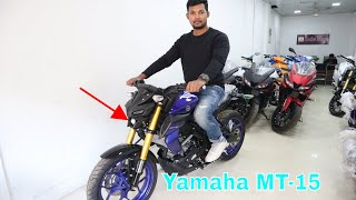 New Yamaha MT-15 Review 2019 🏍️ Full Details | YAMAHA MT-15 Specification/Price 🔥 Bangladesh.